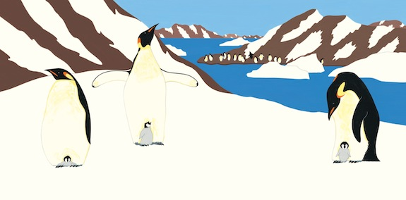 carry me emperor penguins